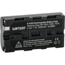 Watson NP-F550 Lithium-Ion Battery Pack (7.4V, 2200mAh)