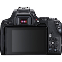 Canon EOS Rebel SL3 DSLR Camera (Black, Body Only)