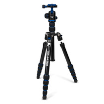Promaster XC-M 522 Professional Aluminum Tripod Kit with Head - Blue