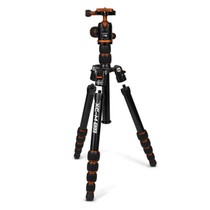 Promaster XC-M 522 Professional Aluminum Tripod Kit with Head - Orange