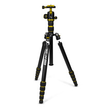 Promaster XC-M 525 Professional Aluminum Tripod Kit with Head - Yellow