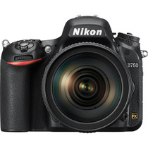 Nikon D750 + 24-120mm Lens Adventure Kit