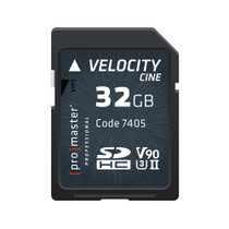Promaster Velocity Cine 32gb Memory Card
