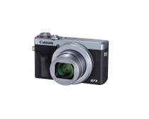 Canon PowerShot G7 X Mark III Digital Camera (Silver)