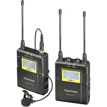 Saramonic UwMic9 Camera-Mount Wireless Omni Lavalier Microphone System (514 to 596 MHz)