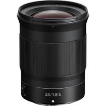 Nikon NIKKOR Z 24mm f/1.8 S Lens