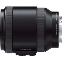 Sony E PZ 18-200mm f/3.5-6.3 OSS Lens for Sony