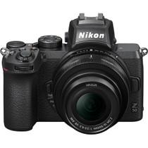Nikon Z 50 Mirrorless Digital Camera with 16-50mm Lens + Free Bonus