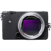 Sigma fp Mirrorless Digital Camera with 45mm Lens