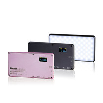 Phottix M180 Bicolor LED Panel and Power Bank (Rose Gold)