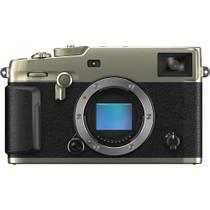 Fujifilm X-Pro3 Mirrorless Digital Camera Body (Dura Silver)