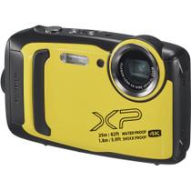 Fujifilm FinePix XP140 Digital Camera (Yellow)
