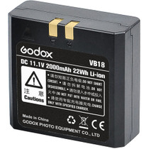 Godox VB-18 Li-Ion Battery Pack (11.1V, 2000mAh)