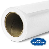 Savage 53X12 Super White Seamless Paper