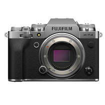 Fujifilm X-T4 Mirrorless Digital Camera (Silver)