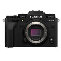 Fujifilm X-T4 Mirrorless Digital Camera with XF18-55mm F2.8-4 R OIS WR Kit (Black)