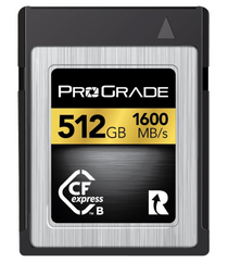 ProGrade Digital 512GB CFexpress 2.0 Gold Memory Card