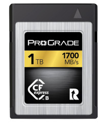 ProGrade 1TB Digital CFexpress 2.0 Gold Memory Card