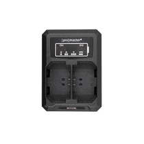 Promaster Dually USB Charger for Sony NP-FZ100