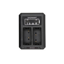 Promaster Dually USB Charger for Fuji NP-W126(S)