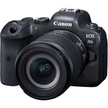 Canon EOS R6 Mirrorless Digital Camera with 24-105mm f/4-7.1 IS STM Lens