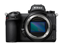 Nikon Z 6II FX-format Mirrorless Camera Body