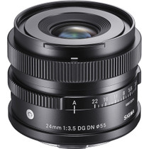 Sigma 24mm f/3.5 DG DN Contemporary Lens for Sony E