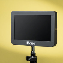 "ikan Saga 7"" On-Camera 4K HDMI/3G-SDI Monitor"