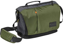 Manfrotto Street Camera Messenger Bag for CSC (Green & Grey)