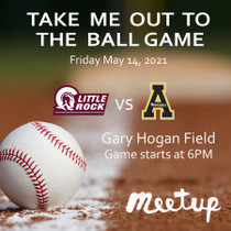 Take Me Out To The Ballgame  | Meetup | Friday, May 14 2021