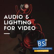 402. Audio & Lighting for Video - Little Rock