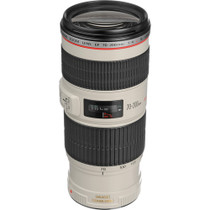 Canon EF 70-200mm f/4L IS USM Autofocus Telephoto Zoom Lens
