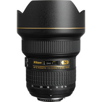 Nikon 14mm - 24mm f/2.8G ED-IF AF-S Wide-Angle Zoom-Nikkor Lens for Digital SLR Cameras