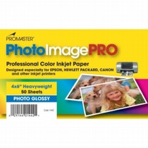 PhotoImage PRO Matte Inkjet Paper 4 x 6 (50 sheets)