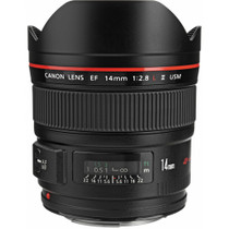 Canon EF 14mm f/2.8L II USM Wide Angle Lens