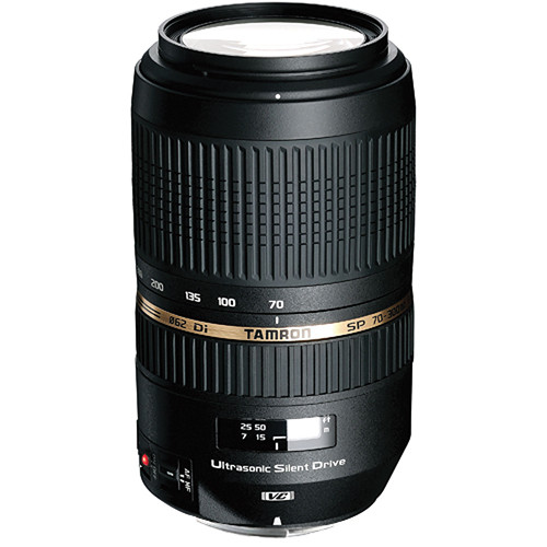Tamron AF 70-300 F4-5.6 VC/CAN