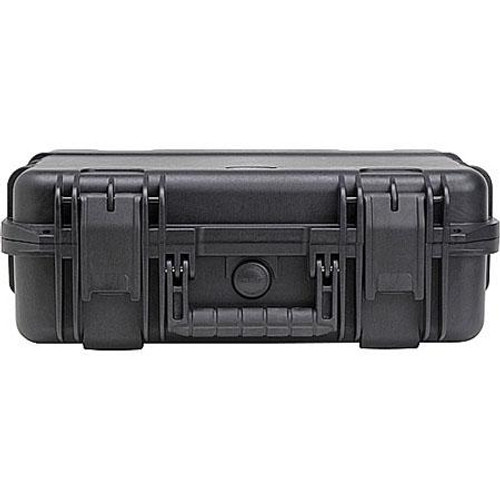 "SKB 3I-1209-4B-C Injection Molded Waterproof Case with Cubed Foam Interior, 12x9x4.5"", Black"