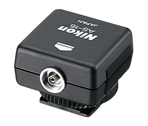 NIKON SYNC TERM ADAPTER/AS-15