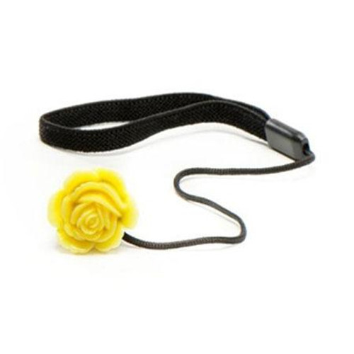 Mod Yellow Pop Flower Cap Saver