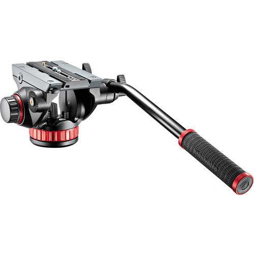 Manfrotto 502AH Pro Video Head with Flat Base