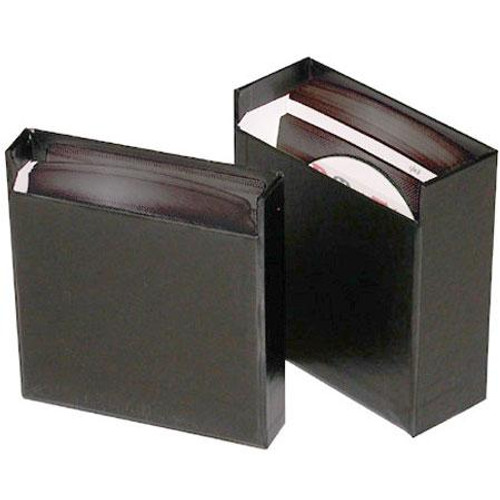 Print File CD-10-Bin, Storage Bin Stores Approximately 10 Sleeved CDs.