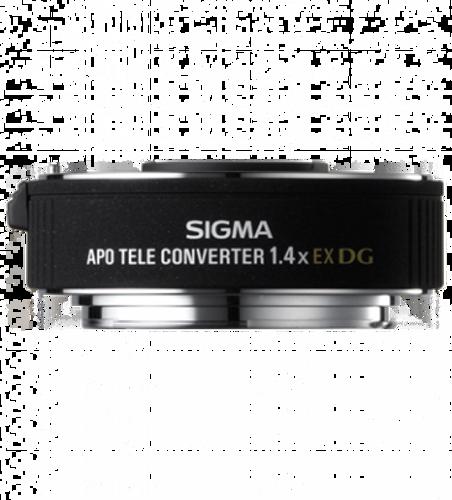 Sigma 1.4x EX DG APO Tele-Converter AF for Nikon AF Cameras