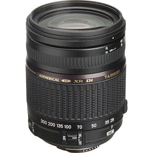 Tamron 28-300mm f/3.5-6.3 XR Di VC LD Aspherical IF Macro Autofocus Lens, Nikon