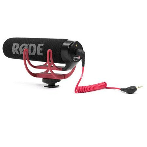 Rode Microphones VideoMic GO Lightweight On-Camera Microphone