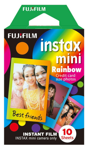 FUJI Instax Mini Rainbow Film