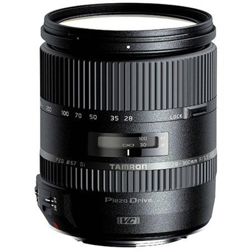 Tamron 28-300mm f/3.5-6.3 Di VC PZD Lens for Canon