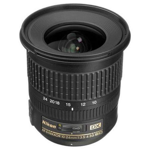 Nikon AF-S DX NIKKOR 10-24mm F3.5-4.5G ED Lens