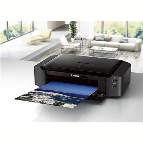 Canon PIXMA iP8720 Wireless Inkjet Photo Printer, 10.4ipm Color, 9600 x 2400 dpi, AirPrint