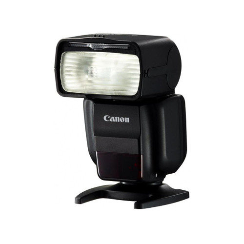 Canon Speedlite 430EX III-RT, Guide Number 141' at ISO 100, 24-105mm Flash Coverage, U.S.A. Warranty