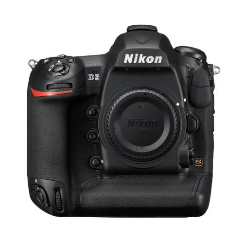 Nikon D5 DSLR Camera (Body Only, Dual XQD)